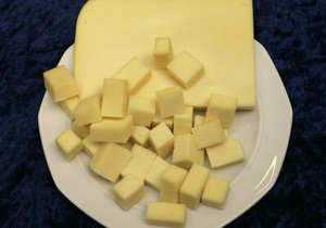 8 марта Присяжнюк будет дарить российским женщинам украинский сыр