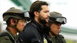 Арестован колумбийский наркобарон  Себастьян
