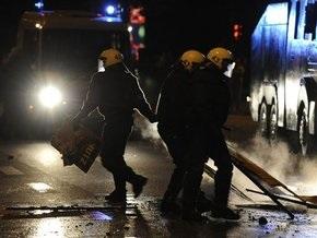 В ходе беспорядков в Гамбурге арестованы 60 человек и ранены 12 полицейских