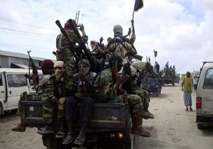 Исламисты призвали кенийскую армию покинуть Сомали