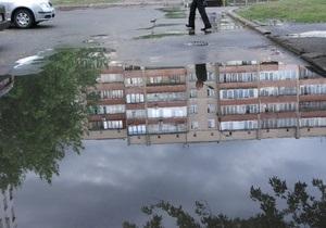 Синоптики прогнозируют на выходные сильные дожди по всей Украине