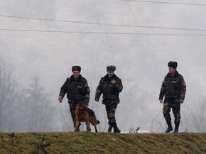 Украинские пограничники задержали сомалийских подростков