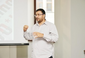 Авторский семинар одного из самых известных дизайнеров Индии Судира Шарма