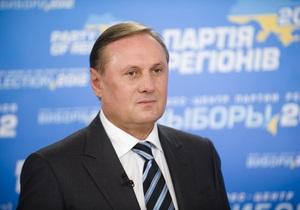Партия регионов поддержала решение Януковича о назначении Азарова премьер-министром - Азаров - премьер-министр
