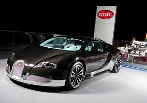 В Британии создали игрушечную модель Bugatti, которая стоит дороже оригинала
