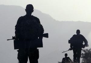 Курдские боевики напали на базу ВМС Турции