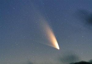 Новости науки - космос: К Северному полушарию приблизилась яркая комета