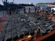 У берегов Мексики задержана субмарина с 6 тоннами кокаина