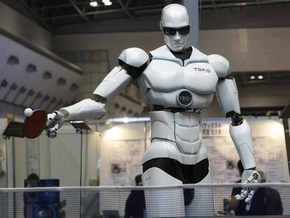 Фотогалерея: Роботы на все руки