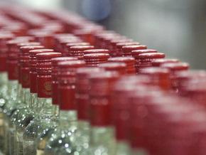 В Киевской области обнаружили склад поддельной водки