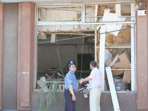 МЧС: В результате взрывов в Мелитополе пострадал 21 человек