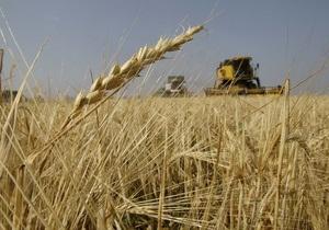 Кабмин намерен сдержать падение цен на зерно