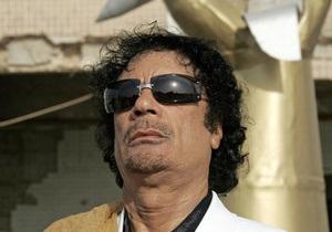 СМИ: Тело Каддафи перевезли в Мисрату
