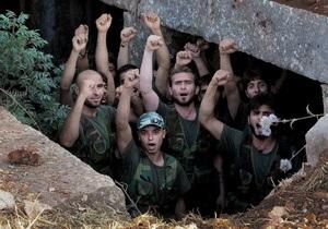 Наблюдатели подтвердили гибель одного из лидеров сирийских оппозиционеров