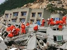 Британских спасателей не пустили в Китай