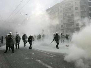Анархия в Греции: молодежь сожгла здание министерства
