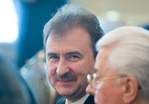 Попов: При поддержке Януковича строительство возле метро Театральная в Киеве удастся остановить