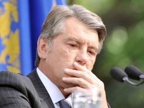 Ющенко не будет обжаловать в Конституционном Суде закон о запрете игорного бизнеса