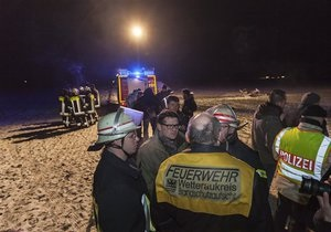 Девять человек, в том числе дети, погибли при столкновении легкомоторных самолетов в Германии