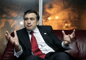 МВД Грузии сообщило, что личный фотограф Саакашвили был задержан за шпионаж