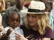 Мадонна возглавила рейтинг самых сексуальных мам