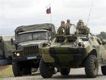 Российские войска полностью вытеснили грузинские подразделения из Цхинвали
