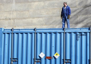 Фотогалерея: Ядерный груз. Украина избавилась от высокообогащенного урана