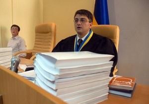 Мирошниченко: Киреев имеет достаточно опыта, чтобы судить Тимошенко