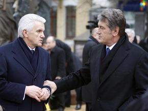 Ющенко завтра не придет на открытие сессии Рады