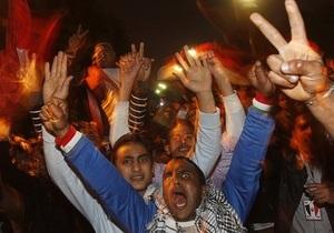 Сегодня - вторая годовщина египетской революции