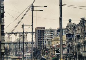 На улицах Киева установят информационные панели