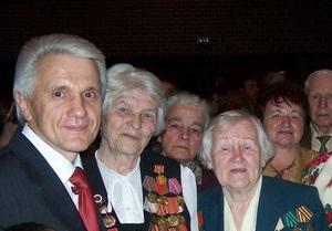 Литвин возглавил набсовет музея Великой Отечественной войны