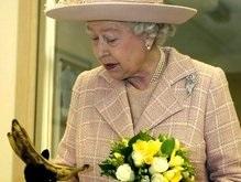 Британской королеве вернули бананы