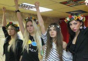 Движение Femen: голая грудь как тактика борьбы - ВВС Україна
