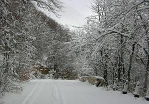 МЧС предупреждает об опасности схождения лавин в горах Крыма