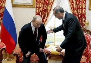 Путин в Турции: разногласия по Сирии и внимание к спине. Сирия Россия. Путин спина