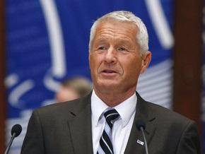 ПАСЕ избрала нового генсека Совета Европы