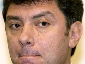 Борис Немцов может стать кандидатом в мэры Сочи