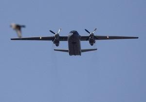 В Габоне грузовой Ан-26 с украинцами в составе экипажа совершил вынужденную посадку на воду