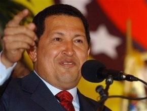 Чавес объявил о предотвращении военного переворота в Венесуэле