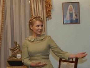 Тимошенко верит в единение украинских церквей