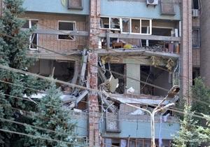 новости Луганска - взрыв газа - взрыв дома в Луганске - Катастрофа в Луганске: дом газифицировали в рамках эксперимента