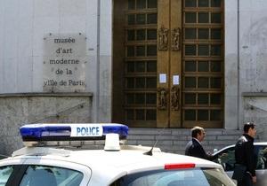 Расследование: Сигнализация в ограбленном парижском музее работала со сбоями