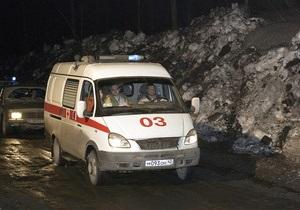 В жилом доме в России произошел взрыв