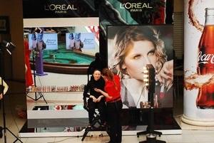 Почувствуй себя звездой Канн с маркой L'Oreal Paris и агентством  Euro RSCG 4D!