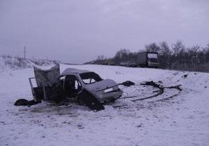 В ДТП в Крыму погибли трое жителей Херсонской области