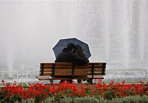 В Санкт-Петербурге появились автоматы по продаже зонтов