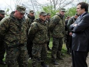В Грузии взяли под стражу нескольких командиров мятежных частей