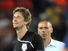 Евро-2008: Ван Бастен извинился перед ван дер Саром