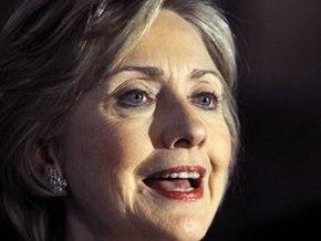 США не могут решить свои проблемы без остального мира, заявила Клинтон